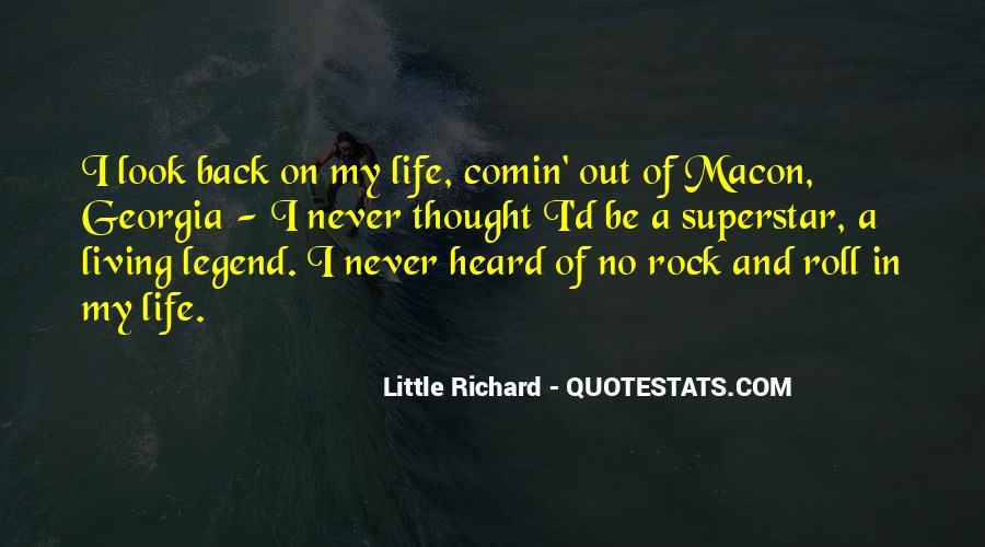 Little Richard Quotes #18160