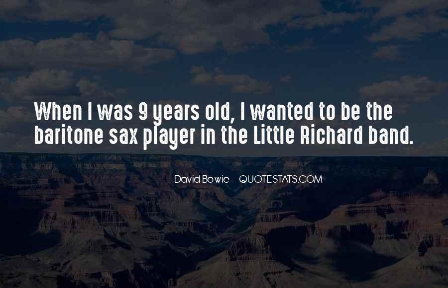 Little Richard Quotes #24523