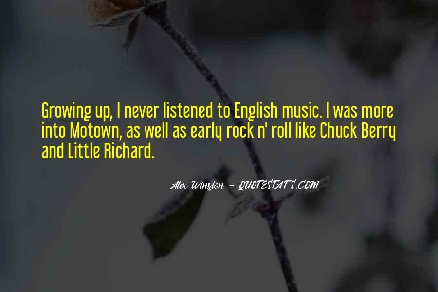 Little Richard Quotes #279432