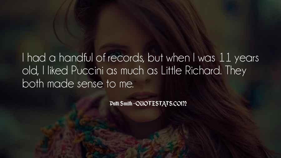 Little Richard Quotes #422941