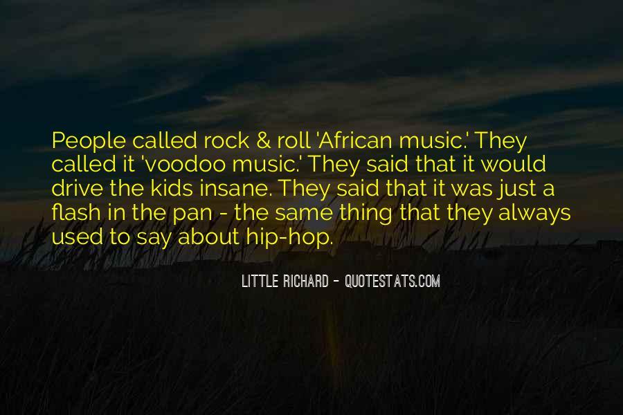 Little Richard Quotes #6640