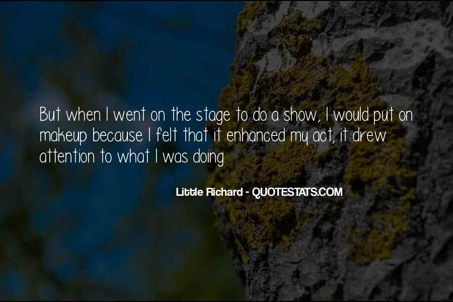 Little Richard Quotes #89985