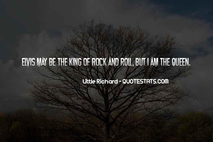 Little Richard Quotes #95275