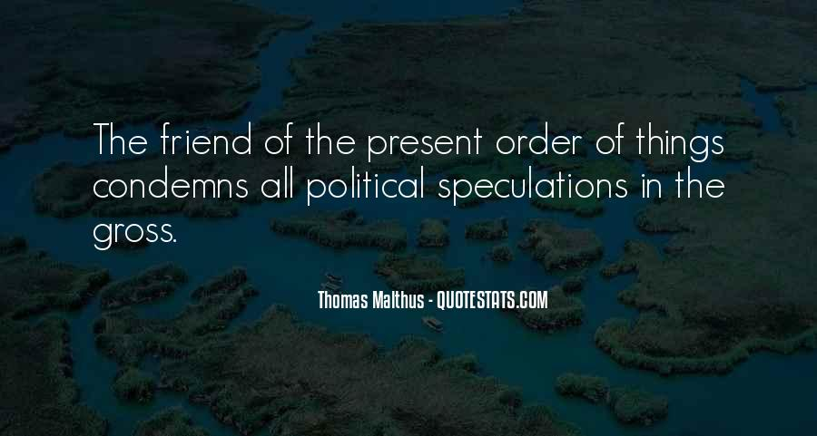 Quotes About Speculations #1387329