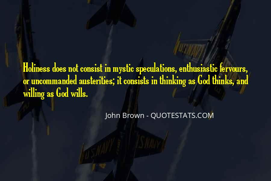 Quotes About Speculations #1418920