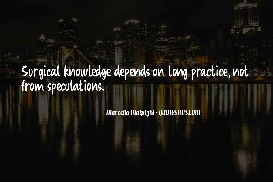 Quotes About Speculations #147531