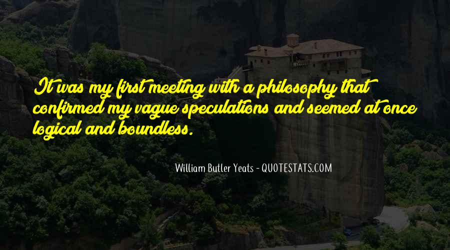 Quotes About Speculations #1797196