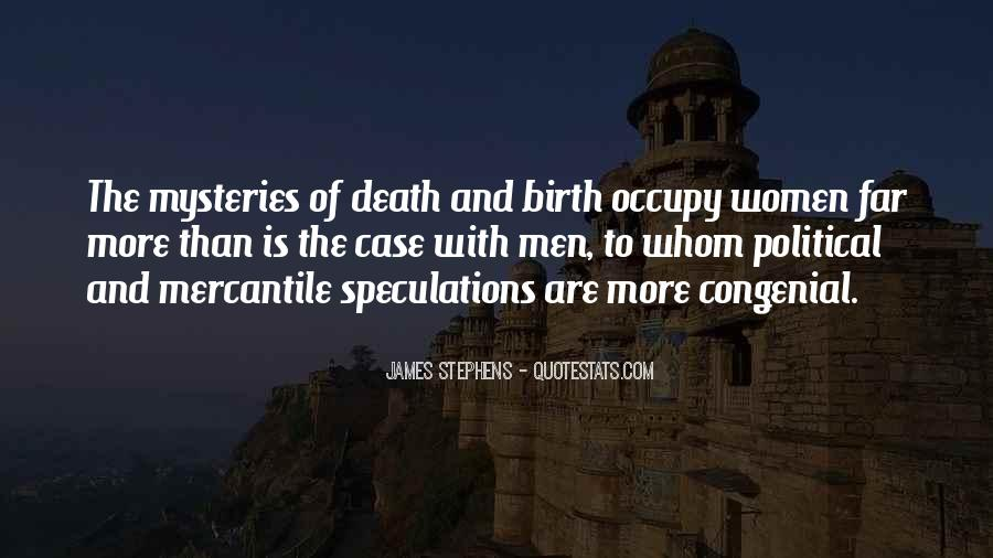Quotes About Speculations #763339