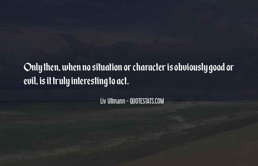 Liv Ullmann Quotes #1177768