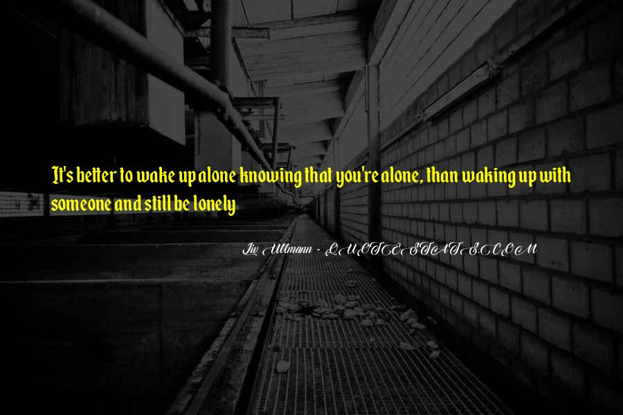 Liv Ullmann Quotes #1296603
