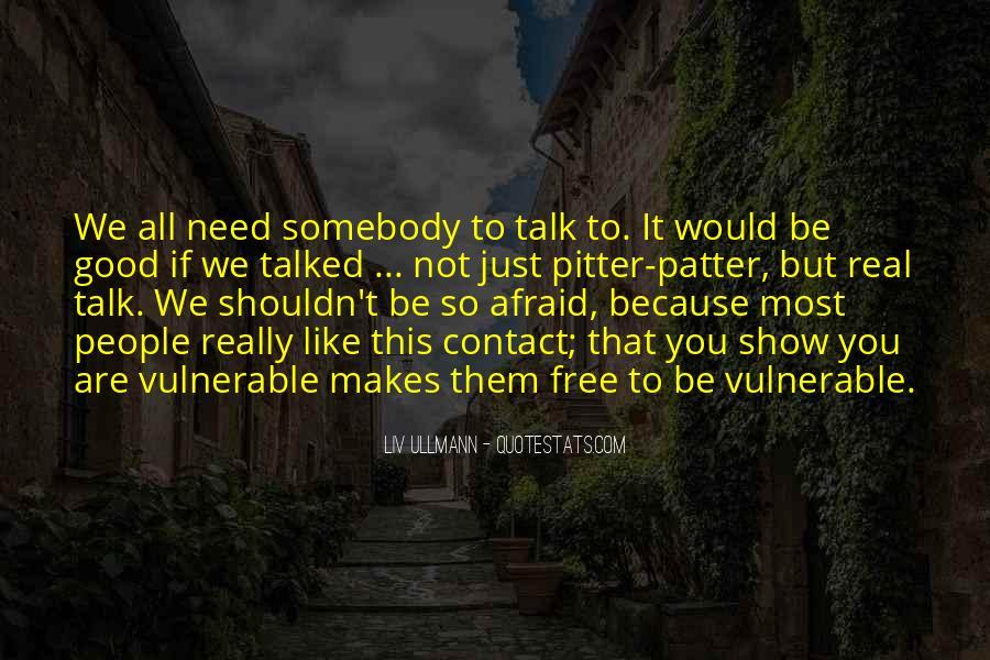 Liv Ullmann Quotes #1342539