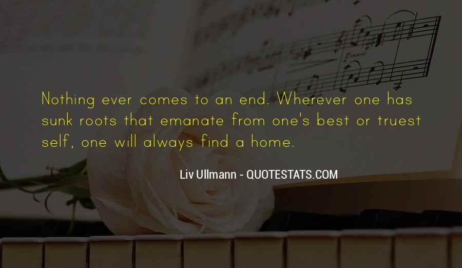Liv Ullmann Quotes #1366135