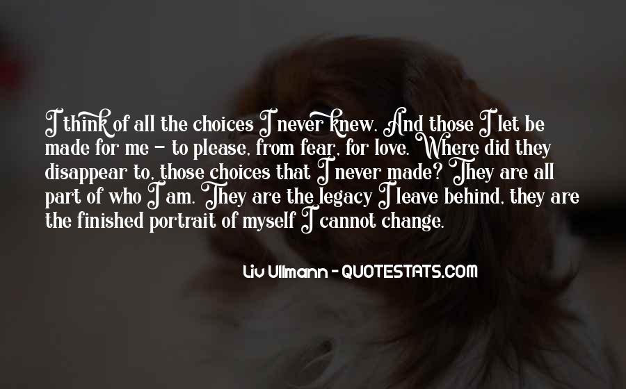Liv Ullmann Quotes #1629364