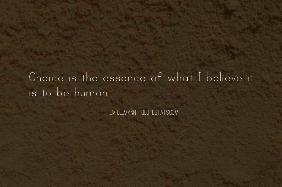 Liv Ullmann Quotes #279972