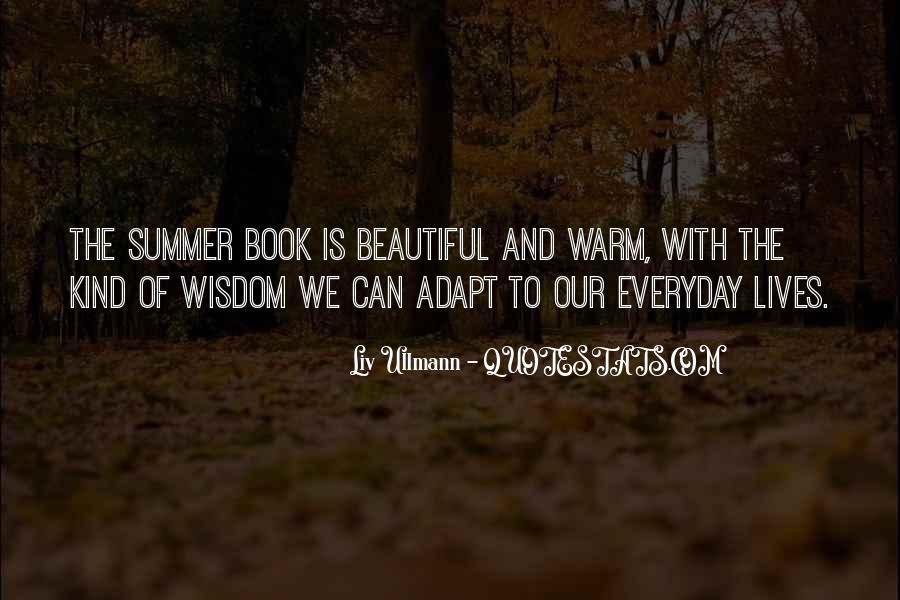 Liv Ullmann Quotes #757188