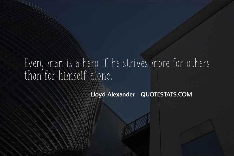 Lloyd Alexander Quotes #1006387