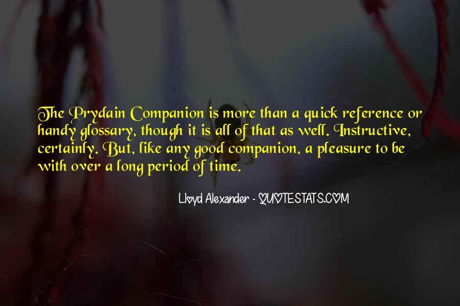 Lloyd Alexander Quotes #172878