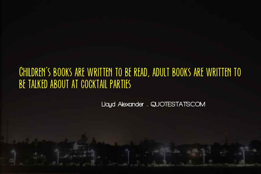 Lloyd Alexander Quotes #433812