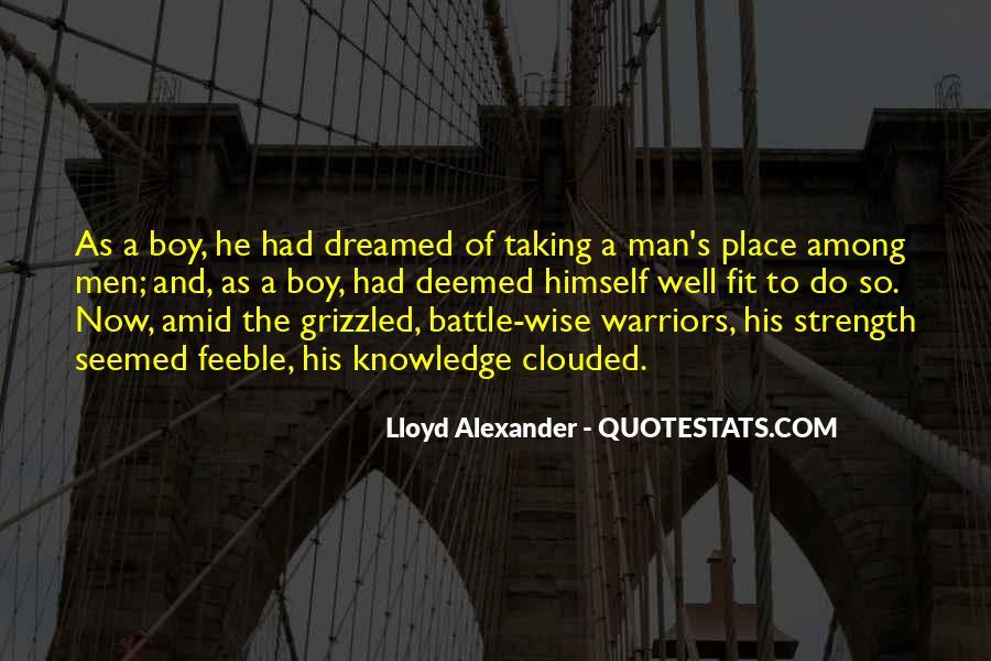 Lloyd Alexander Quotes #450150