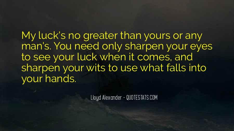 Lloyd Alexander Quotes #557452
