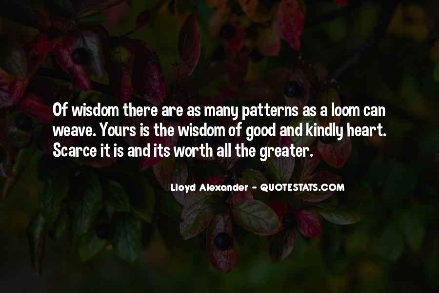 Lloyd Alexander Quotes #563191
