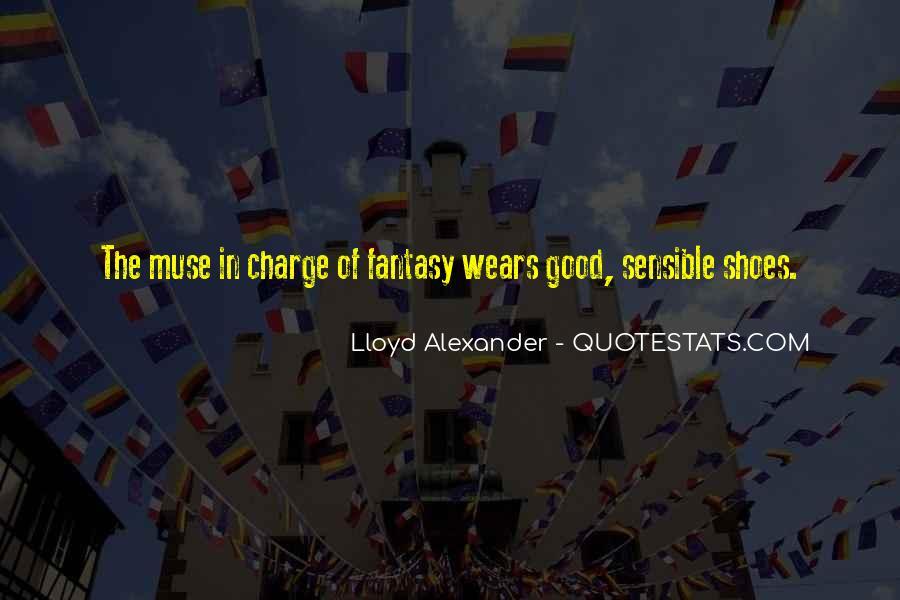 Lloyd Alexander Quotes #605370