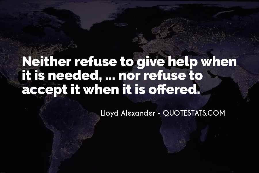 Lloyd Alexander Quotes #634767
