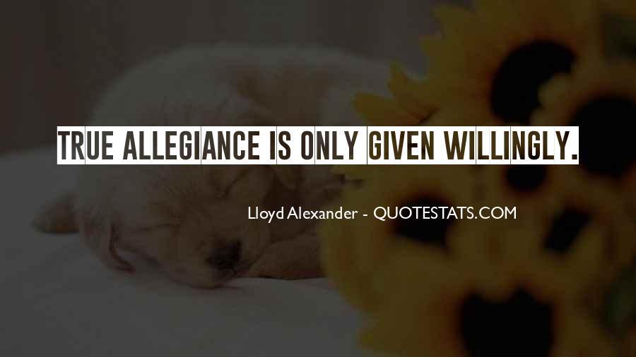 Lloyd Alexander Quotes #829385