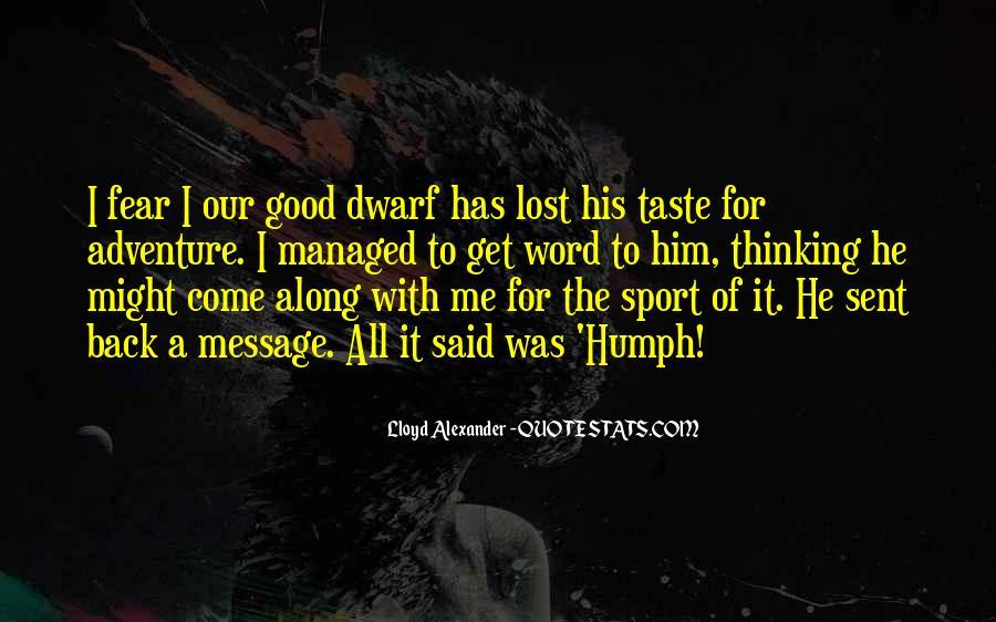 Lloyd Alexander Quotes #871266