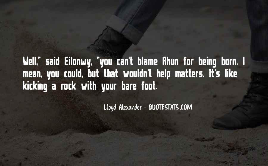 Lloyd Alexander Quotes #903687