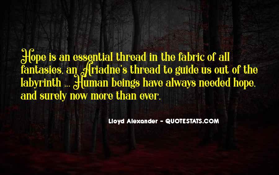 Lloyd Alexander Quotes #969752