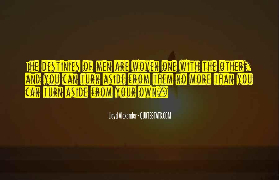 Lloyd Alexander Quotes #988794