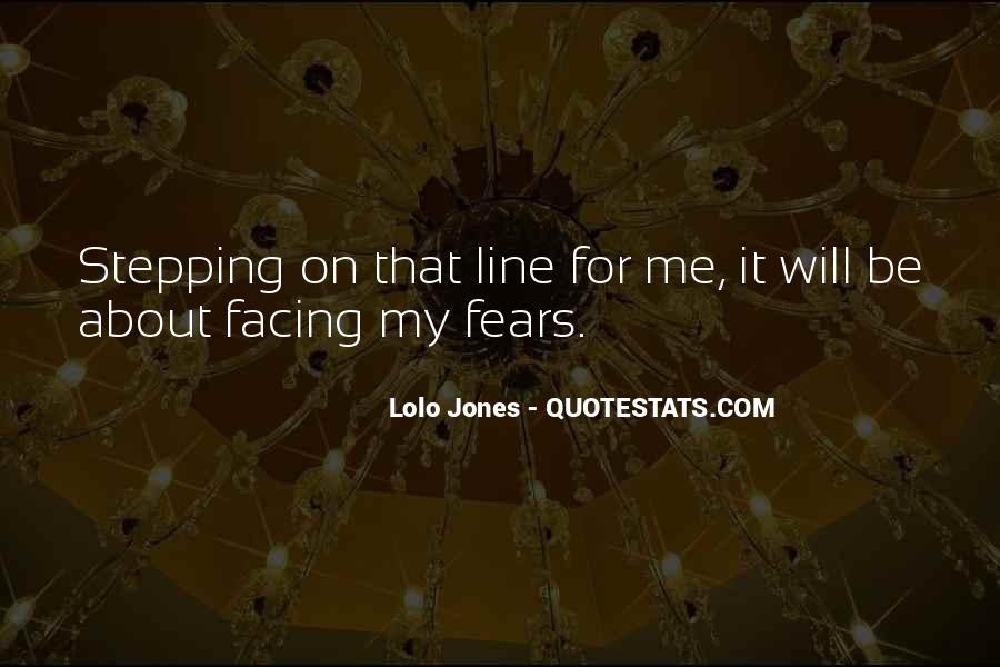 Lolo Jones Quotes #1245930