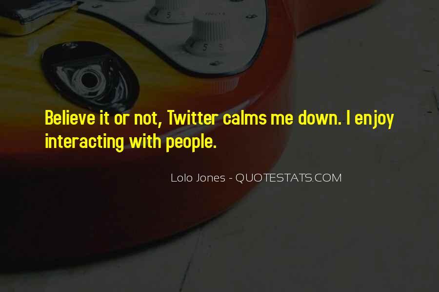 Lolo Jones Quotes #1448195