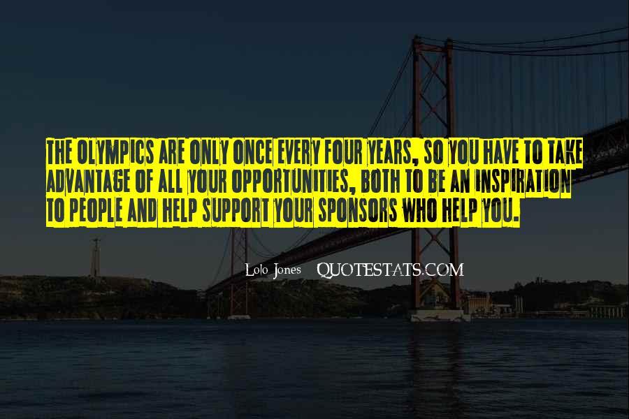 Lolo Jones Quotes #1650221