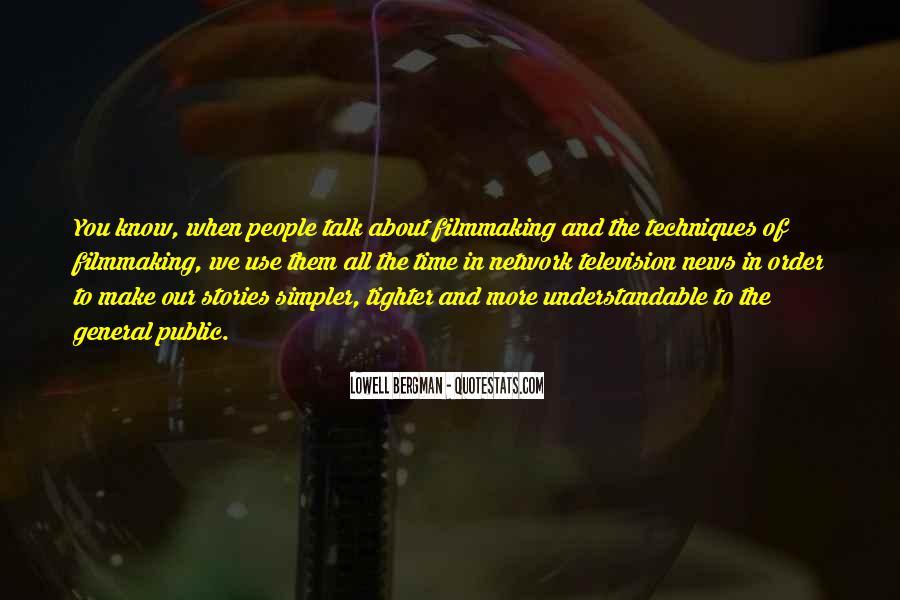 Lowell Bergman Quotes #104123