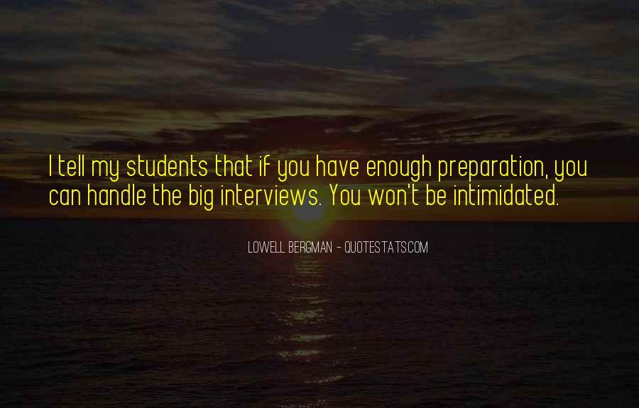 Lowell Bergman Quotes #385751