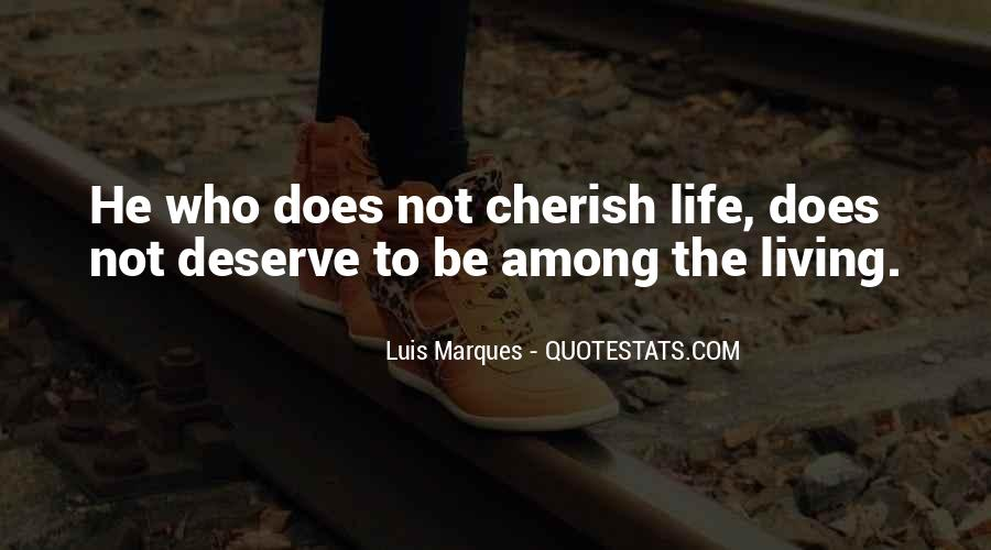 Luis Marques Quotes #1600428