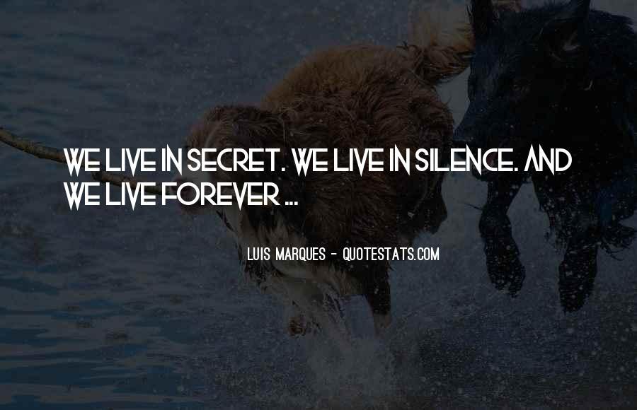 Luis Marques Quotes #1654516