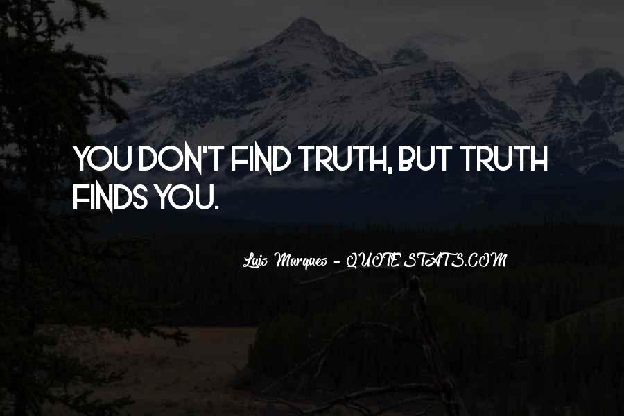 Luis Marques Quotes #1689858