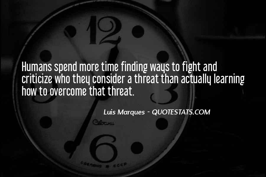 Luis Marques Quotes #884654