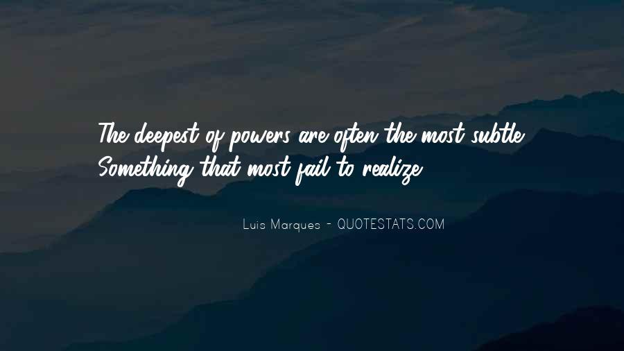 Luis Marques Quotes #919878