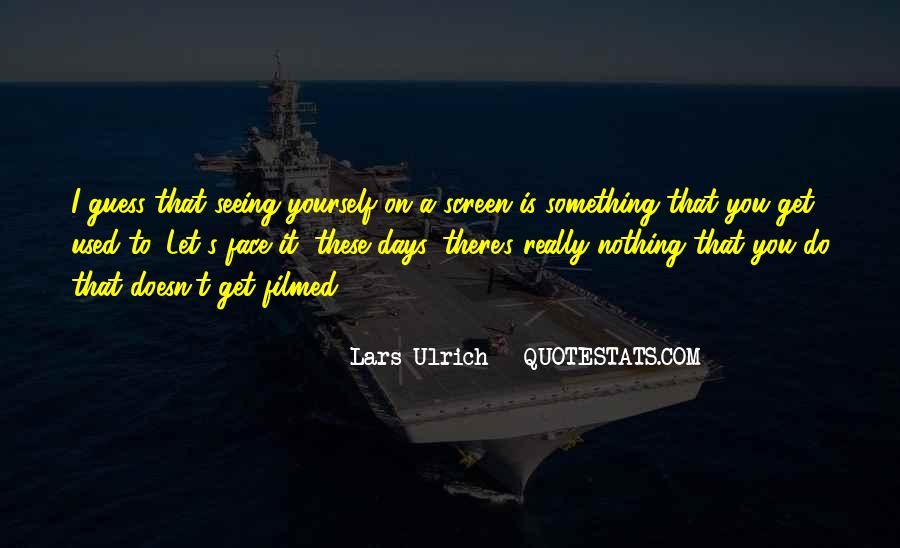 Luke Pritchard Quotes #982330