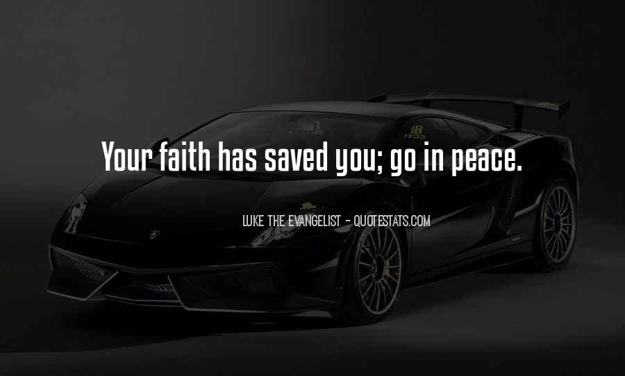 Luke The Evangelist Quotes #770065
