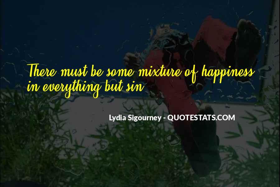 Lydia Sigourney Quotes #1230095