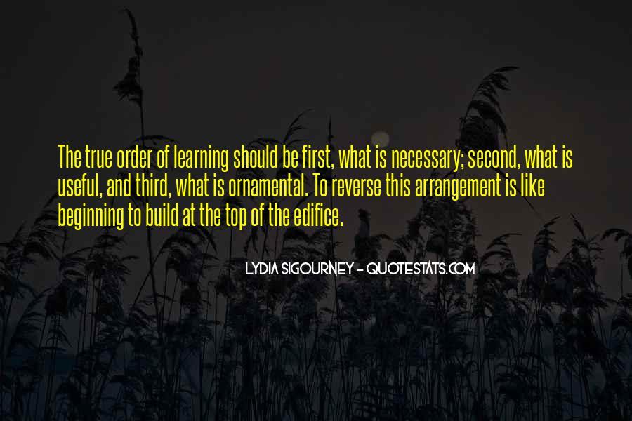 Lydia Sigourney Quotes #1767137