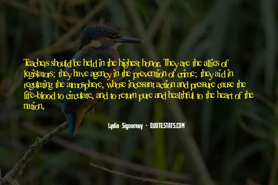 Lydia Sigourney Quotes #1790345
