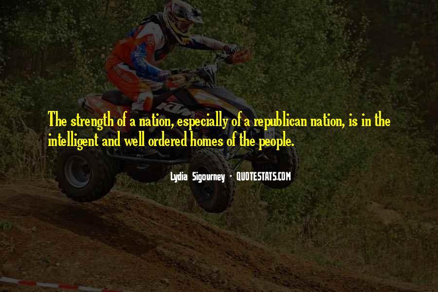 Lydia Sigourney Quotes #23559