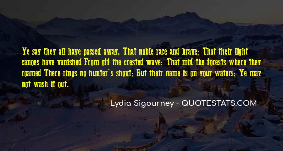 Lydia Sigourney Quotes #874183