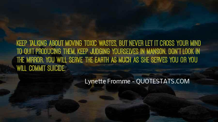 Lynette Fromme Quotes #1081453